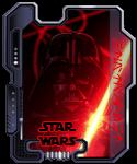 Darth Vader - PNG, 125x150 pixels, 10.4 KB