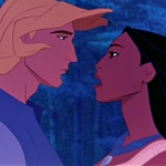 Pocahontas y John Smith - JPEG, 150x150 pixels, 10.1 KB