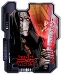 Darth Plagueis - PNG, 125x150 pixels, 10.7 KB