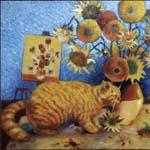 Los girasoles - JPEG, 150x150 pixels, 29.2 KB