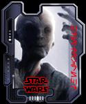 Snoke - PNG, 125x150 pixels, 12.3 KB