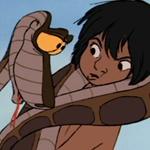 Mowgli y Kaa - JPEG, 150x150 pixels, 12.2 KB