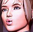 beso - PNG, 109x107 pixels, 30.1 KB