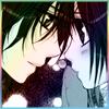 Kaname and Yuuki - PNG, 100x100 pixels, 20.1 KB