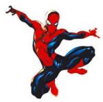 spiderman - JPEG, 150x148 pixels, 5 KB