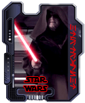 Darth Sidious - PNG, 125x150 pixels, 10.1 KB