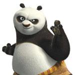 Kung Fu Panda - JPEG, 150x150 pixels, 5.2 KB