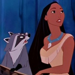 Pocahontas - JPEG, 150x150 pixels, 10.7 KB