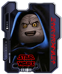Darth Sidious - PNG, 125x150 pixels, 10.8 KB