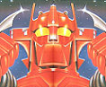 Mazinger Colorao (Match Baron) - PNG, 118x97 pixels, 31.1 KB