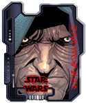 Darth Sidious - PNG, 125x150 pixels, 11.4 KB