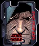 Darth Sidious - PNG, 125x150 pixels, 11.4 KB