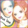 Nana True Love - PNG, 100x100 pixels, 19.1 KB