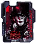 Darth Traya - PNG, 125x150 pixels, 12.6 KB