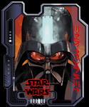 Darth Vader - PNG, 125x150 pixels, 11 KB