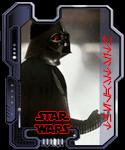 Darth Vader - PNG, 125x150 pixels, 9.8 KB