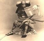 samurai solitario - JPEG, 150x138 pixels, 18.4 KB