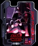 Darth Vader - PNG, 125x150 pixels, 11.7 KB