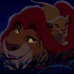 Mufasa y Simba - JPEG, 150x150 pixels, 8.9 KB