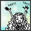 YAY!!!!! YAY!!!!! - PNG, 100x100 pixels, 16.6 KB