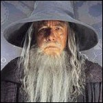 Gandalf - JPEG, 150x150 pixels, 9.1 KB
