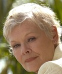 Judi Dench - JPEG, 125x150 pixels, 6.4 KB