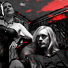 Pam & Eric (la vampira y su creador) - PNG, 100x100 pixels, 21.6 KB