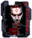 Darth Vitus - PNG, 125x150 pixels, 10.1 KB