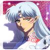 Sesshomaru - PNG, 100x100 pixels, 17.6 KB