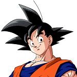 Goku - PNG, 150x150 pixels, 21.2 KB