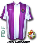 Real Valladolid - JPEG, 126x150 pixels, 25.4 KB
