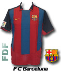 F.C. Barcelona - JPEG, 126x150 pixels, 23 KB