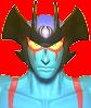 Devilman - PNG, 84x99 pixels, 15.3 KB