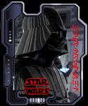 Darth Vader - PNG, 125x150 pixels, 12.1 KB