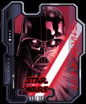 Darth Vader - PNG, 125x150 pixels, 11.2 KB
