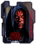 Darth Maul - PNG, 125x150 pixels, 10.3 KB