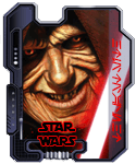 Darth Sidious - PNG, 125x150 pixels, 11.1 KB