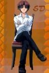 Anime Boy - JPEG, 100x150 pixels, 14.8 KB