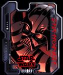 Darth Vader - PNG, 125x150 pixels, 10.8 KB