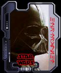 Darth Vader - PNG, 125x150 pixels, 9.6 KB