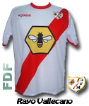 Rayo Vallecano - JPEG, 126x150 pixels, 24.8 KB