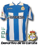 Deportivo de la Coruña - JPEG, 126x150 pixels, 28.2 KB