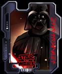 Darth Vader - PNG, 125x150 pixels, 10.6 KB