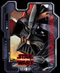 Darth Vader - PNG, 125x150 pixels, 12.4 KB