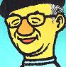 Osamu Tezuka - PNG, 93x95 pixels, 19.3 KB