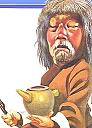 Drunken Master Yuen Hsiao-Tien - PNG, 92x128 pixels, 23.1 KB