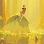 La princesa y el sapo - JPEG, 150x150 pixels, 5.9 KB
