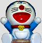 Doraemon - PNG, 87x90 pixels, 14.2 KB