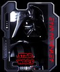 Darth Vader - PNG, 125x150 pixels, 10.3 KB